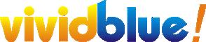 Vivid Blue Multimedia Logo
